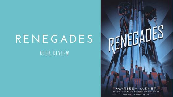 Renegades book review