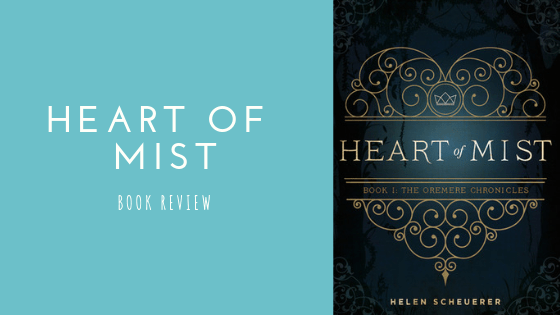 Heart of Mist book review | Blogmas #6