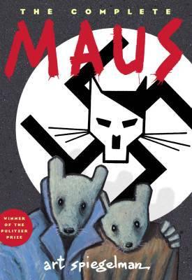 Maus book review | Blogmas #13