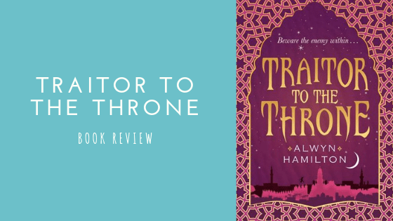Traitor to the Throne book review