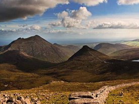 The Cooley Mountains