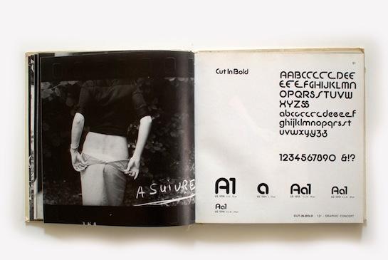 Letragraphica book