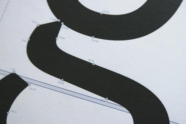 Rokel typeface specimen book design inspiration