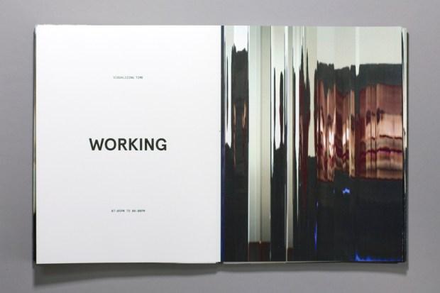 accordion fold experimental book design