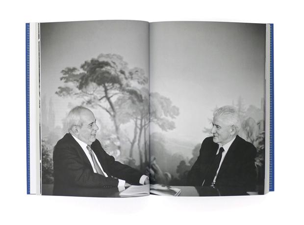 Fedrigoni Annual Report graphic design book inspiration