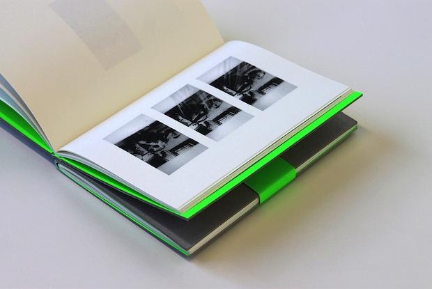 Black-Fluo cd pack design inspiration