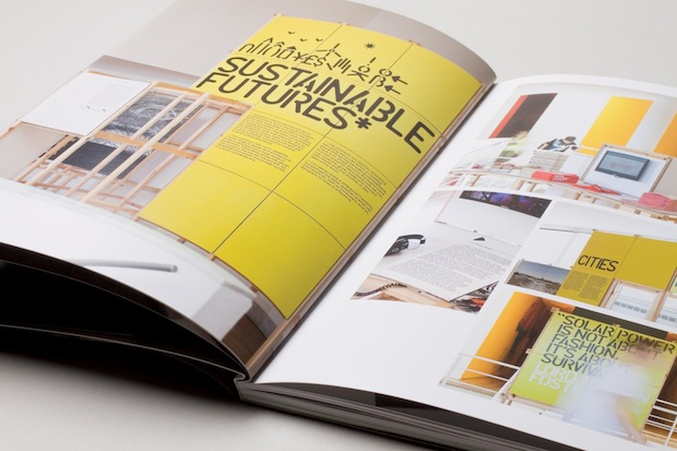mini portfolio book and catalogue design inspiration
