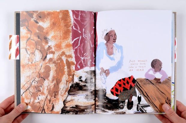 illustration illustrated book design inspiration