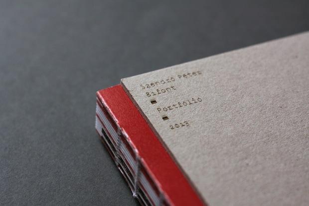 open-spine binding book design inspiration