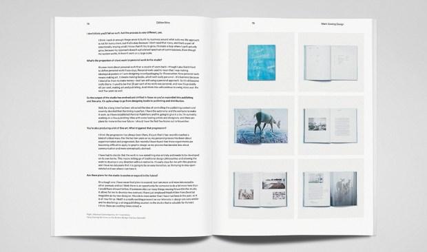 magazine and editorial design inspiration