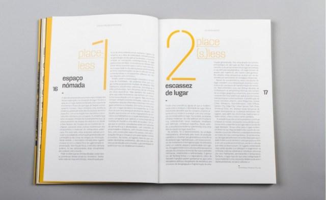 magazine typography design inspiration