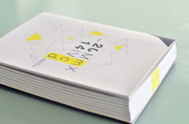 Book Design Inspiration – Personal Agenda 2014