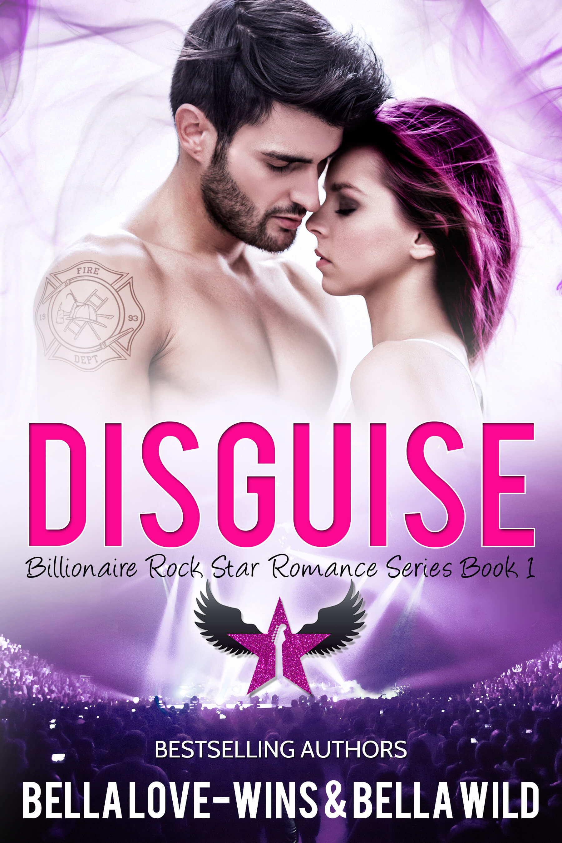 Disguise: A Contemporary Romance (Billionaire Rock Star Romance Book 1)