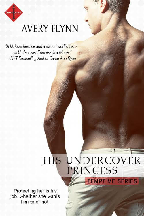 His Undercover Princess