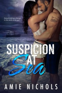 Review: Suspicion at Sea and a Give Away!