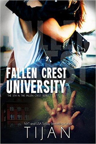 Fallen Crest University by Tijan: Review