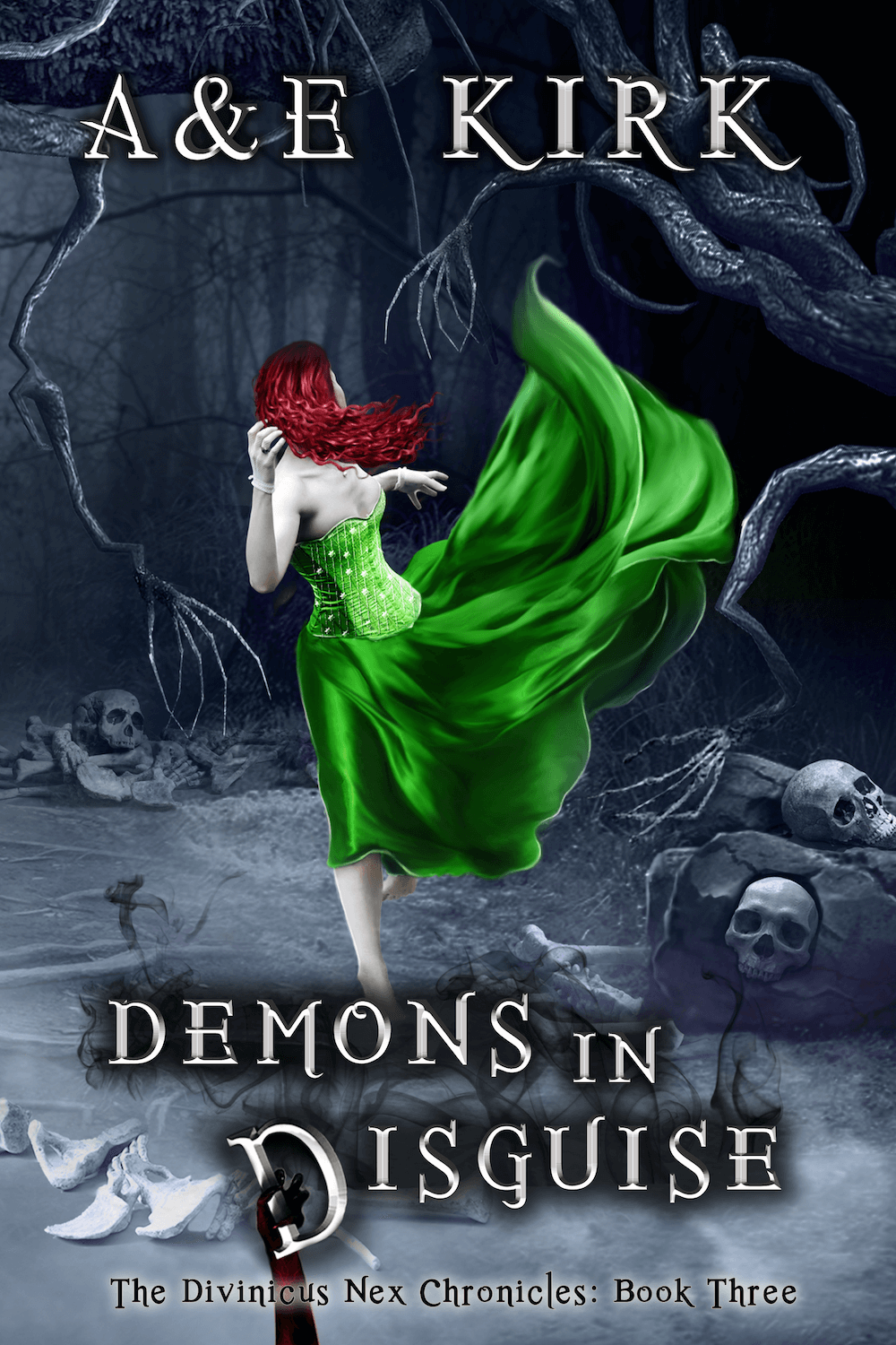 Demons In Disguise by A & E Kirk