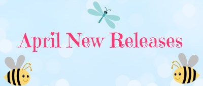 April New Release FB banner