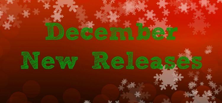 December New Release fb banner