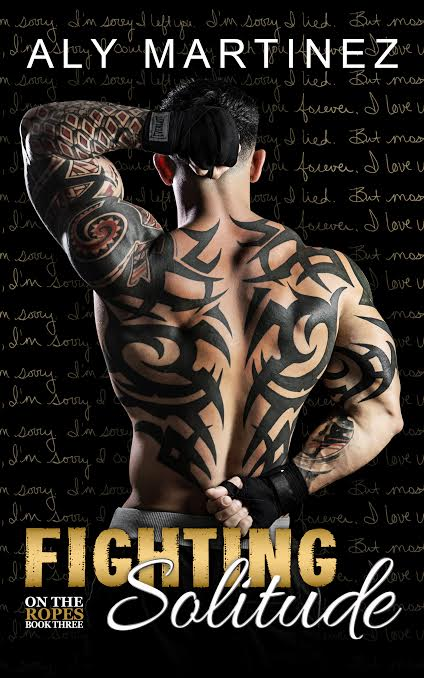 Fighting Solitude by Aly Martinez: Review