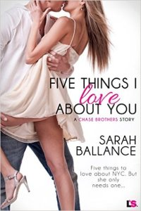 five things cover