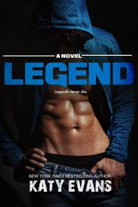 Legend by Katy Evans: Review