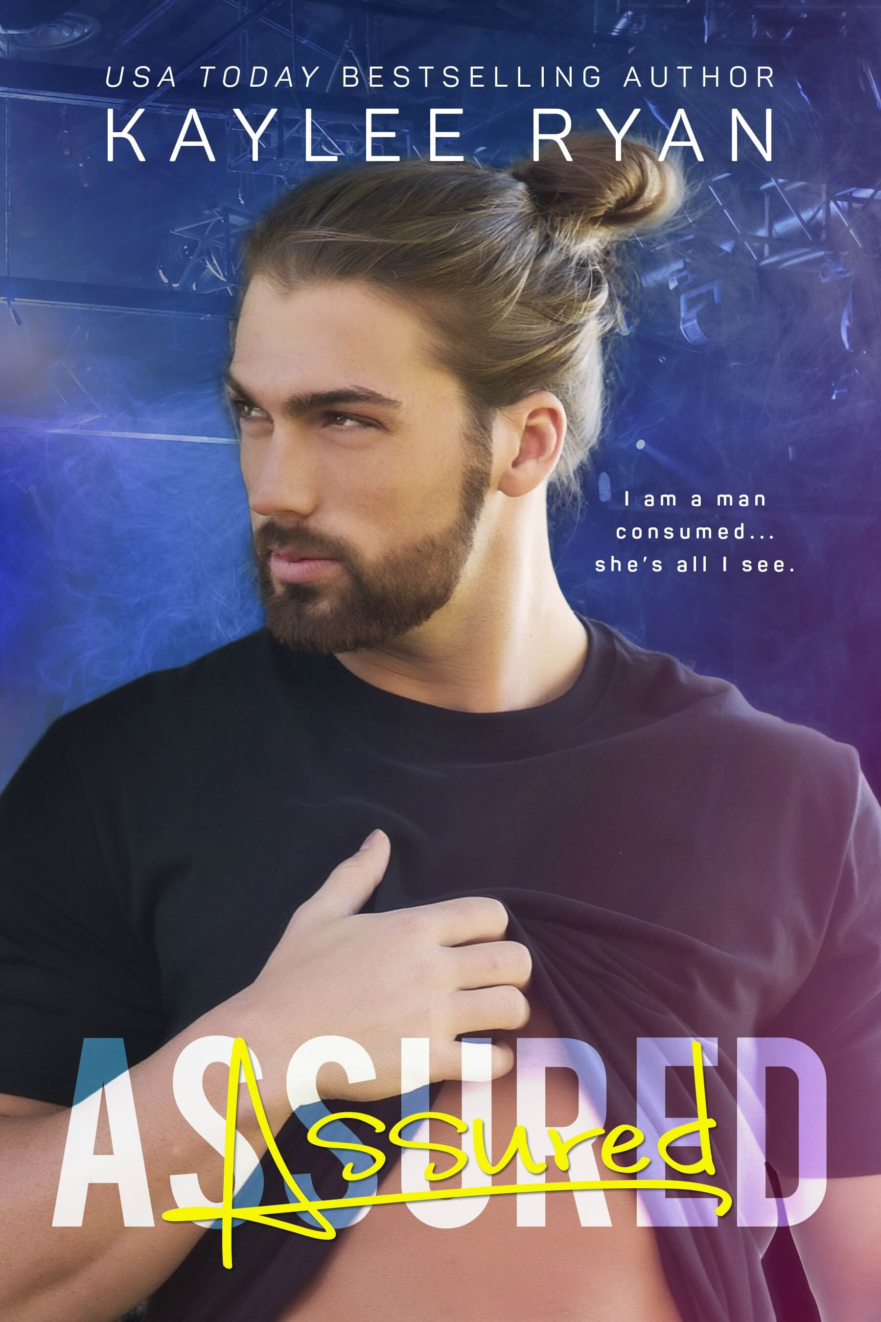 Assured by Kaylee Ryan: Cover Reveal