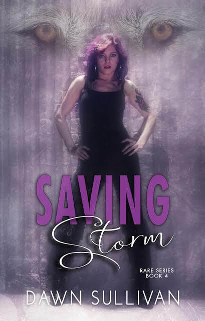 Saving Storm by Dawn Sullivan: Review