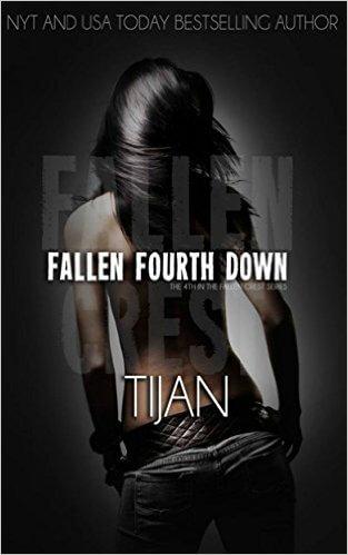 Fallen Fourth Down by Tijan: Review