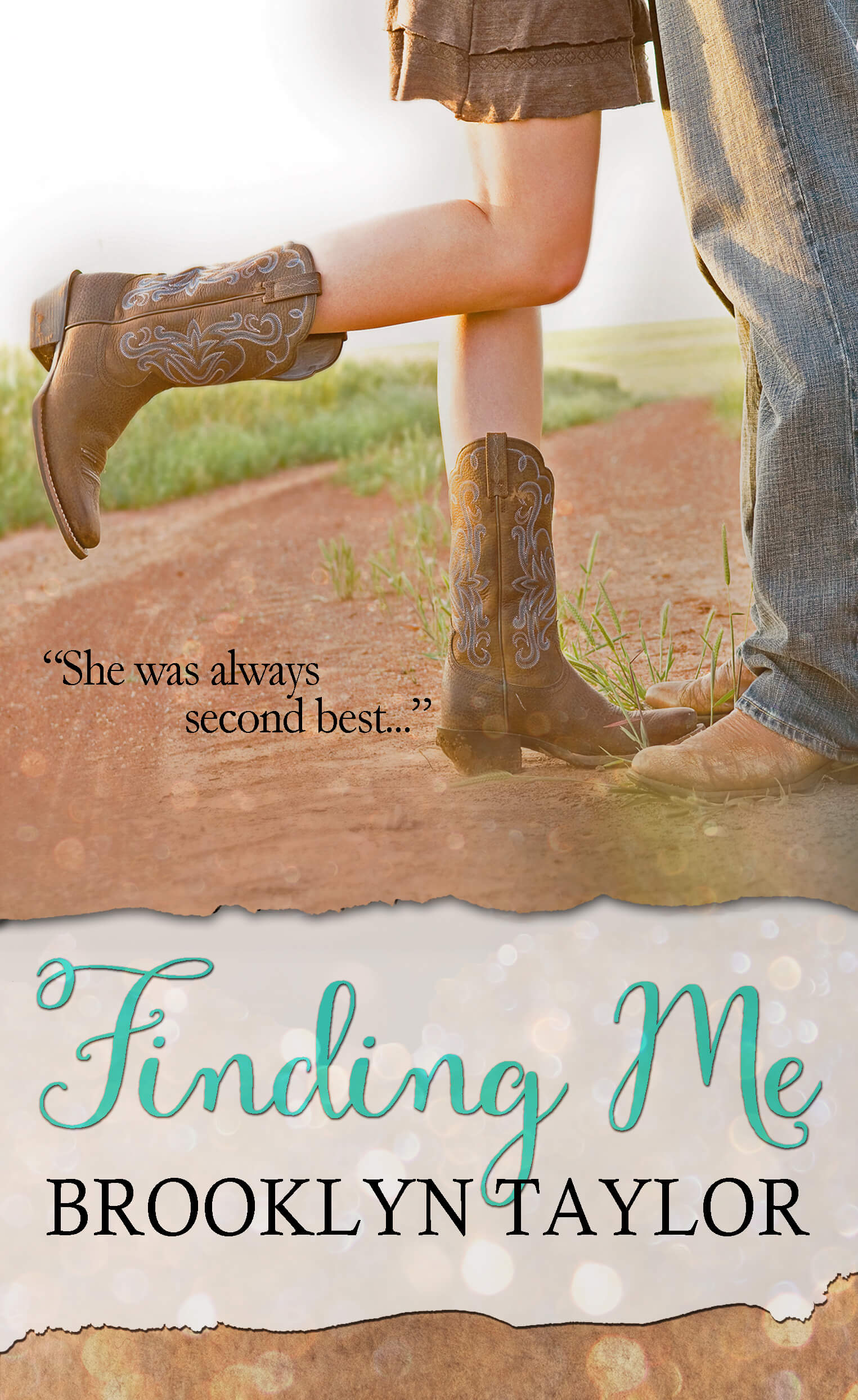 Finding Me by Brooklyn Taylor: Cover Reveal