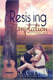 resisting temptation cover