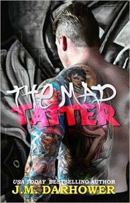 The Mad Tatter by JM Darhower: Review
