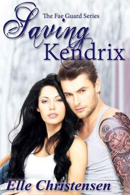 Saving Kendrix by Elle Christensen: Review