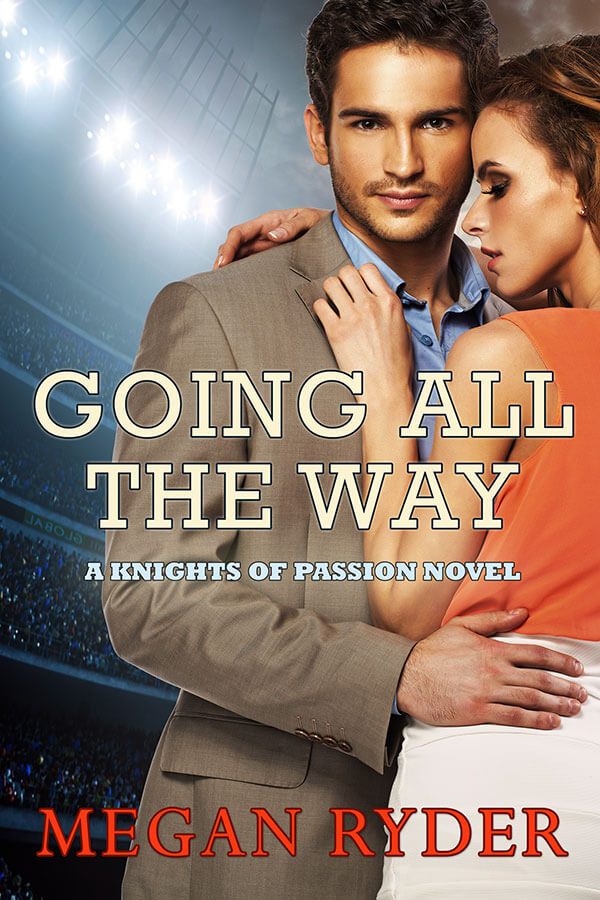 Going All the Way by Megan Ryder: Review