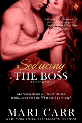 Seducing the Boss by Mari Carr: Review