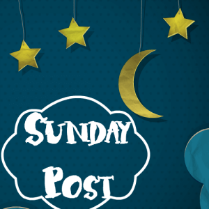 #SundayPost: Read all the things, but blog about none of them…