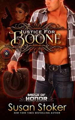 Justice for Boone by Susan Stoker: Review