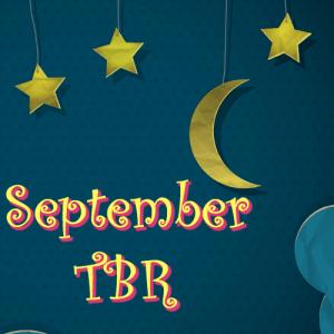 September TBR pile