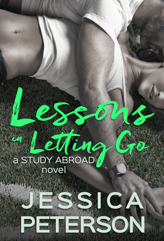 Lessons in Letting Go by Jessica Peterson: Review