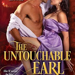 The Untouchable Earl by Amy Sandas: Review