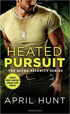 Heated Pursuit by April Hunt: Review