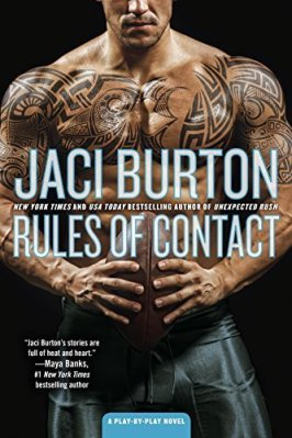Rules of Contact by Jaci Burton: Review