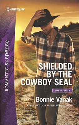 Shielded by the Cowboy SEAL by Bonnie Vanak: Review