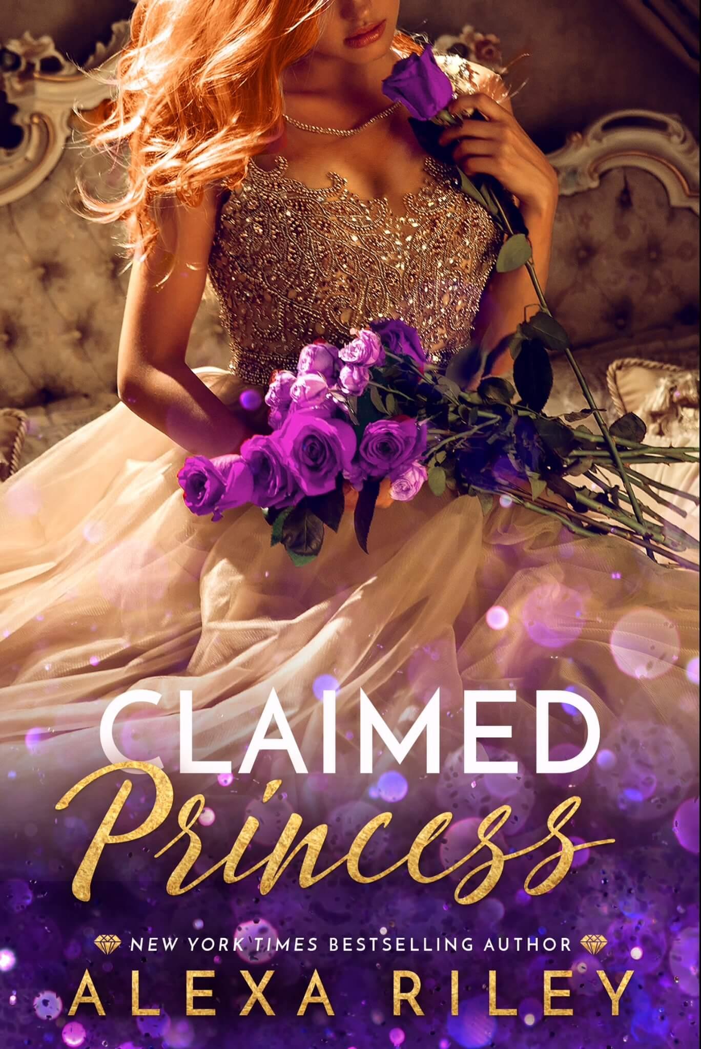 Claimed Princess by Alexa Riley: Review