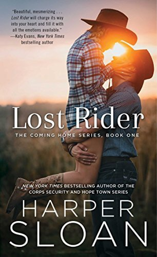 Lost Rider by Harper Sloan: Review
