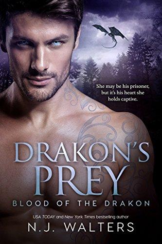 Drakon's Prey by NJ Walters: Review