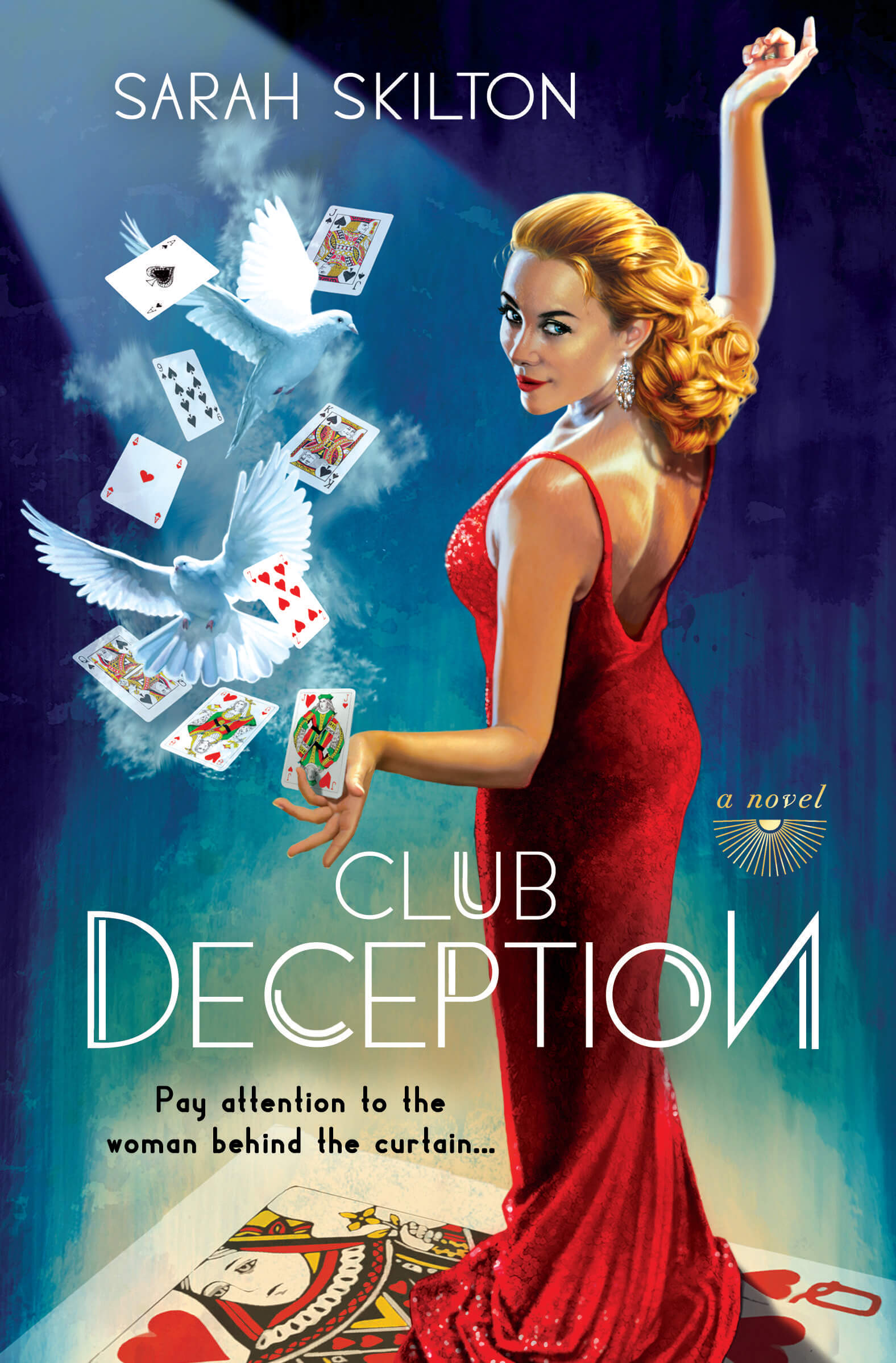 Club Deception by Sarah Skilton: New Release
