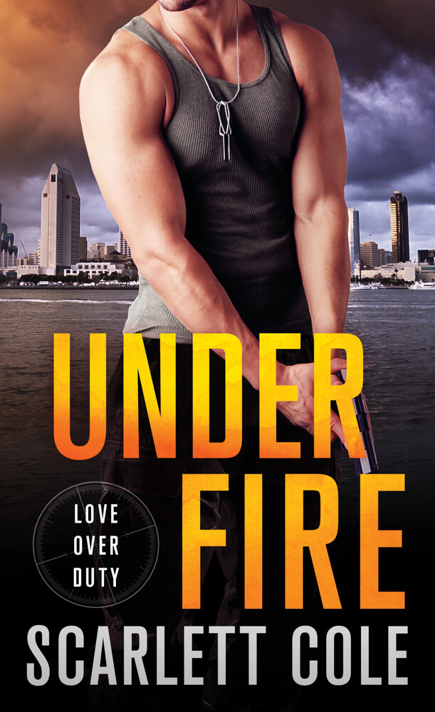 Under Fire by Scarlett Cole: Review