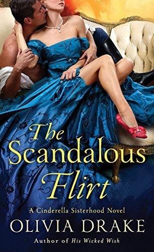 The Scandalous Flirt by Olivia Drake: Review