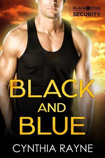 Black and Blue by Cynthia Rayne